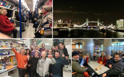 🇬🇧 Amis FSH in London ! #february2020